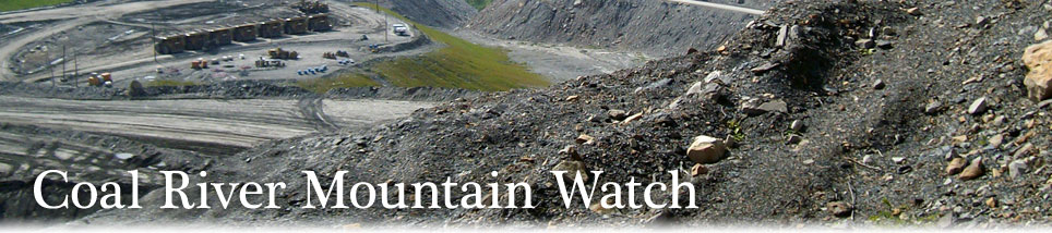 Coal River Mountain Watch